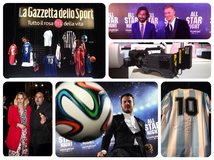 2014 – Evento RCS – La Gazzetta dello Sport