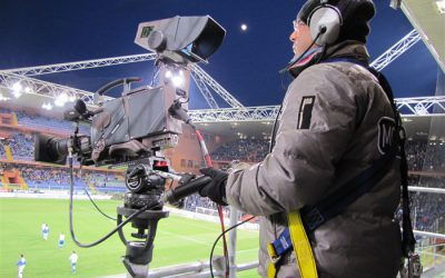2012 – Cameraman partite di calcio serie B